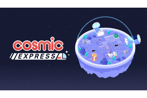 Cosmic Express - Gameplay Android et iOS (iPhone / iPad ...