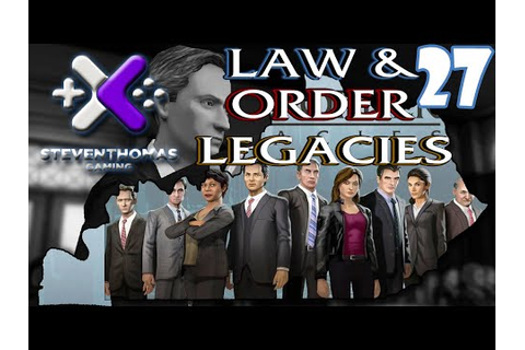 Steam Community :: Law & Order: Legacies
