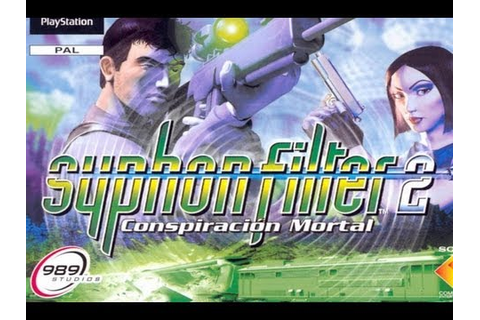 CGRundertow SYPHON FILTER 2 for PlayStation Video Game ...