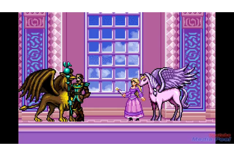 2005 Barbie and the Magic of Pegasus (Gameboy Advance ...