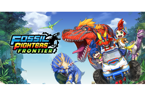Fossil Fighters Frontier | Nintendo 3DS | Games | Nintendo