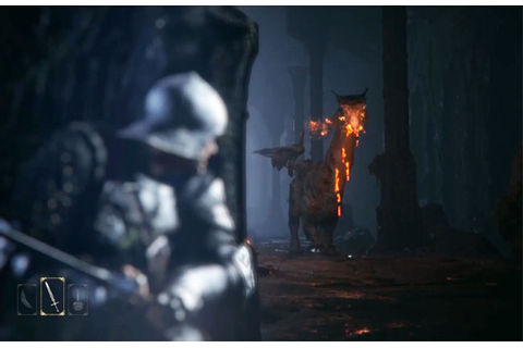 New Deep Down Trailer Released At Tokyo Games Show (video)