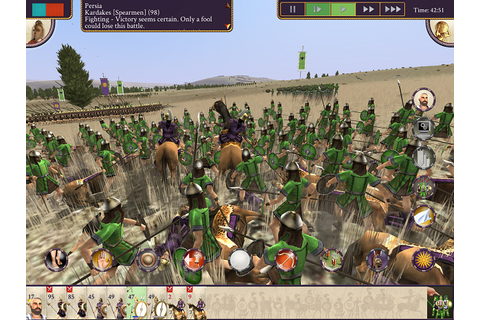 ROME: Total War – Alexander for iPad Game Review ...