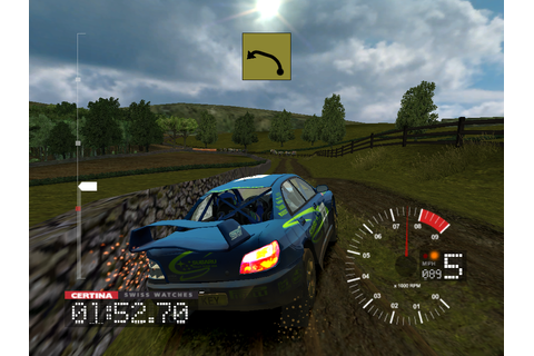 Colin McRae Rally 3 - Old Games Download