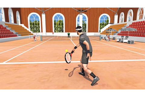 First Person Tennis - The Real Tennis Simulator by Michele ...