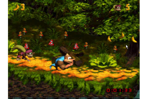 Donkey Kong Country 3: Dixie Kong's Double Trouble ...
