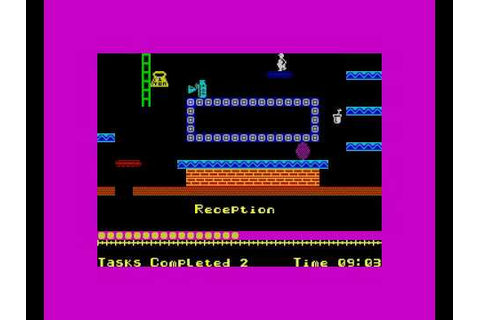 Technician Ted (The Chip Factory) ZX Spectrum Longplay 1/5 ...