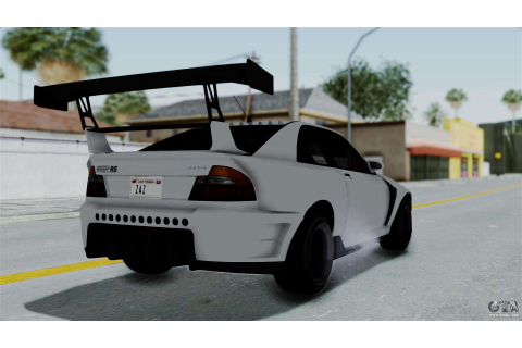 GTA 5 Karin Sultan RS Drift Double Spoiler PJ for GTA San ...