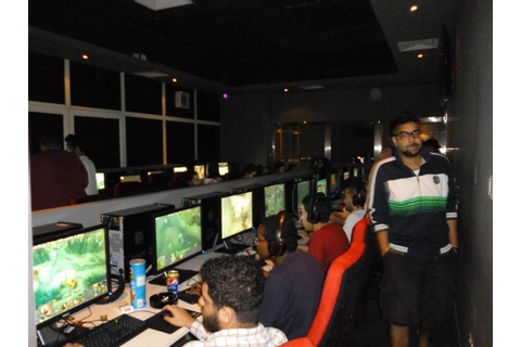 Last Resort Gaming Internet Cafe (Abu Dhabi, UAE) - 3 Reviews