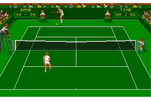 Great Courts Download (1989 Amiga Game)