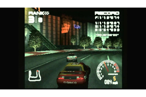 CGR Undertow - R4: RIDGE RACER TYPE 4 for PlayStation ...