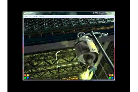 Slamscape Game İntro (Playstation 1) - YouTube