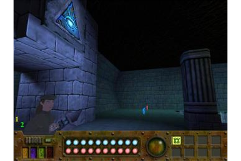 Screens: Atlantis: The Lost Empire - Trial by Fire - PC (2 ...