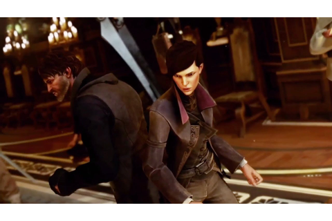 Dishonored 2 Gameplay at E3 2016 - YouTube