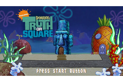 SpongeBob's Truth or Square (USA) ISO