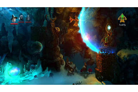 Trine 2: Complete Story PS4 Game play - YouTube