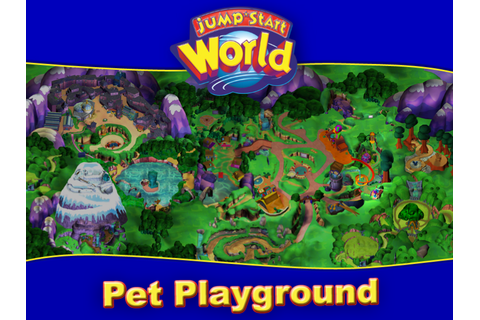 Jumpstart World Pet Playground | JumpStart Wiki | FANDOM ...