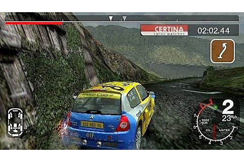 Download Game Psp Free: Colin McRae Rally 2005 Plus [EUR]