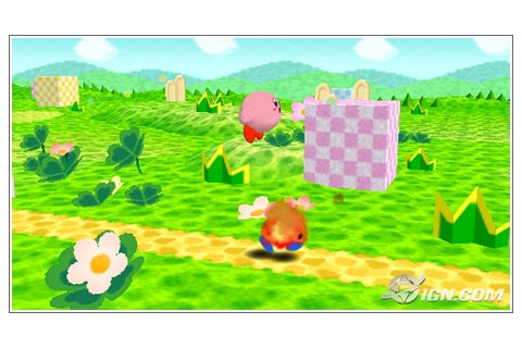 Kirby 64: The Crystal Shards Review - IGN