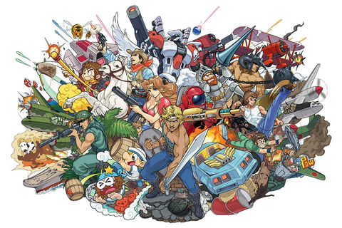 Capcom Arcade Cabinet | Gaming Database Wiki | FANDOM ...