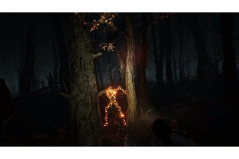 Blair Witch Gameplay Will Heavily Feature The Dog From The ...