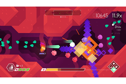 Vertex Pop announces Graceful Explosion Machine for Switch ...