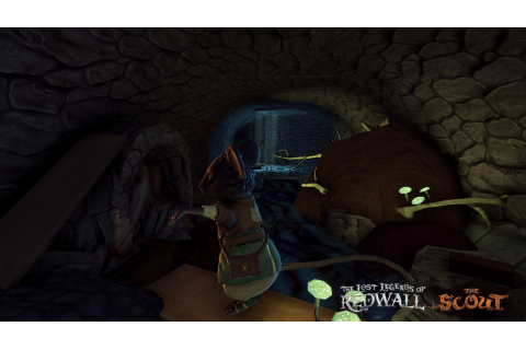 Redwall Game • The Scout • The Lost Legends of Redwall