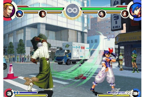 GAMES vs GAMES PLAY 2: The King Of Fighters XI