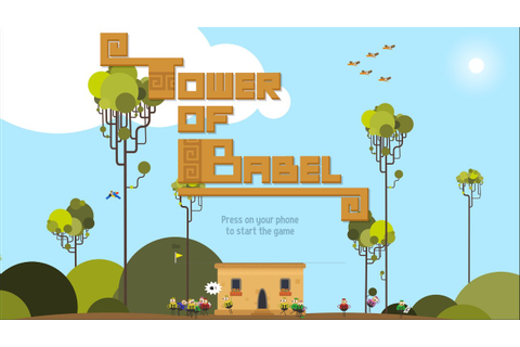 Tower of Babel - Gameplay Trailer - YouTube