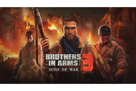 Brothers in Arms 3: Sons of War - iOS / Android - HD ...