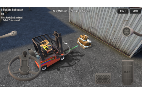 extreme forklifting 2 is the absolute stupidest game i can t stop ...