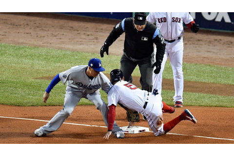 Red Sox vs. Dodgers: World Series Game 2 features a ...