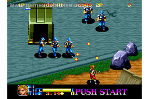 Ninja Commando - SNK Neo-Geo AES - Games Database
