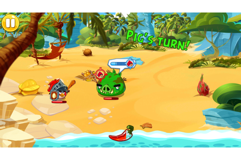Angry Birds Epic: Rovio's RPG may actually hook you [App ...