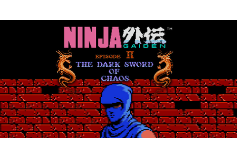 Ninja Gaiden II™: The Dark Sword of Chaos | NES | Games | Nintendo
