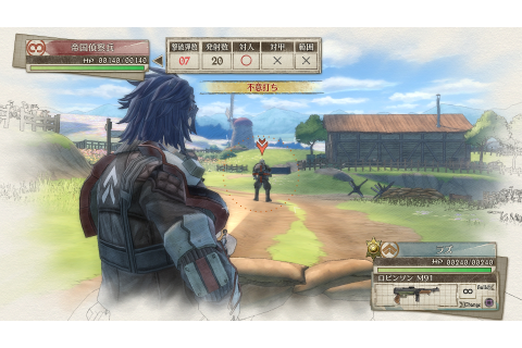 Valkyria Chronicles 4 screenshots show new squad members ...