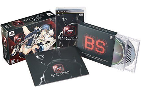 DJ Max Portable Black Square Limited Edition Japan Import ...