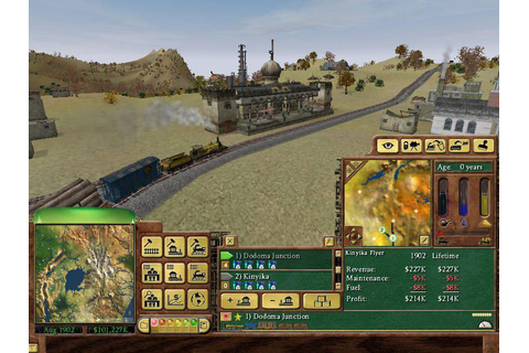 Railroad Tycoon 3 - Buy and download on GamersGate