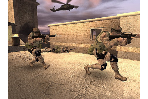 Screens: America's Army: Rise of a Soldier - PS2 (1 of 16)