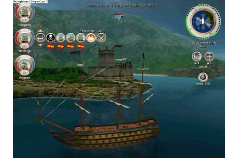 Age of Pirates Caribbean Tales isola san juan - YouTube