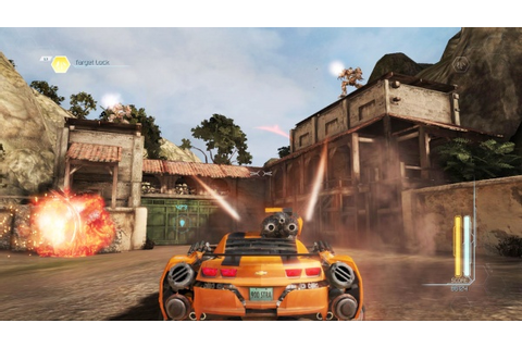 Transformers: Dark of the Moon Review - PlayStation 3 ...