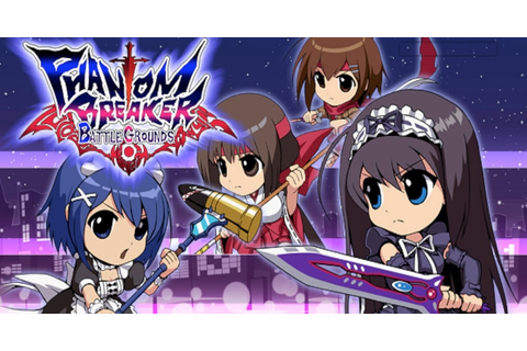Phantom Breaker Battle Grounds PC Games | Anime PC Games ...