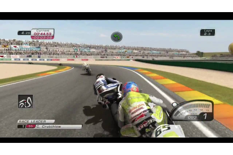 SBK®X Superbike World Championship - Gameplay pc - YouTube