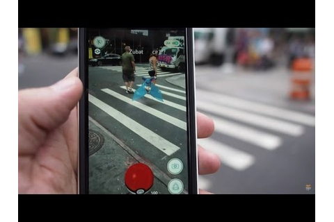 See The Dangers Of The 'Pokemon Go' Game Everyone Is ...