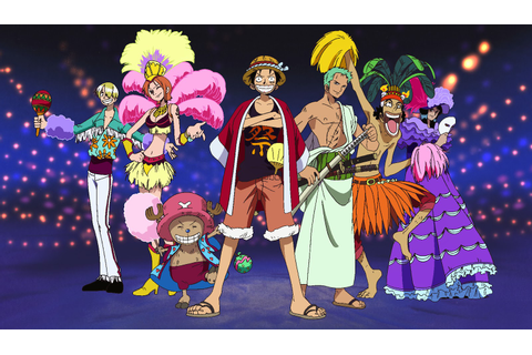 AFA: Animation For Adults: One Piece: Baron Omatsuri and ...