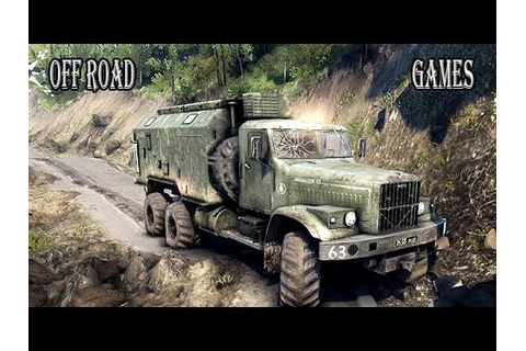 Top 10 Off Road Games 2015 Makv l - No Commentary - YouTube