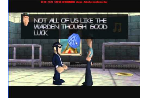 Blues Brothers 200 video game review - YouTube