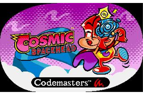 Cosmic Spacehead Download (1993 Adventure Game)
