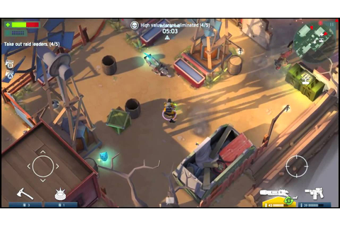 Space Marshals - iOS Trailer - YouTube