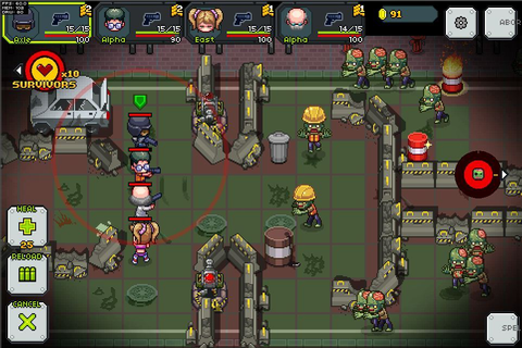 Armor Games — Infectonator Survivors has been updated! A ...
